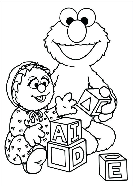 567x794 Grover Coloring Page Coloring Page Coloring Pages Of Sesame Street
