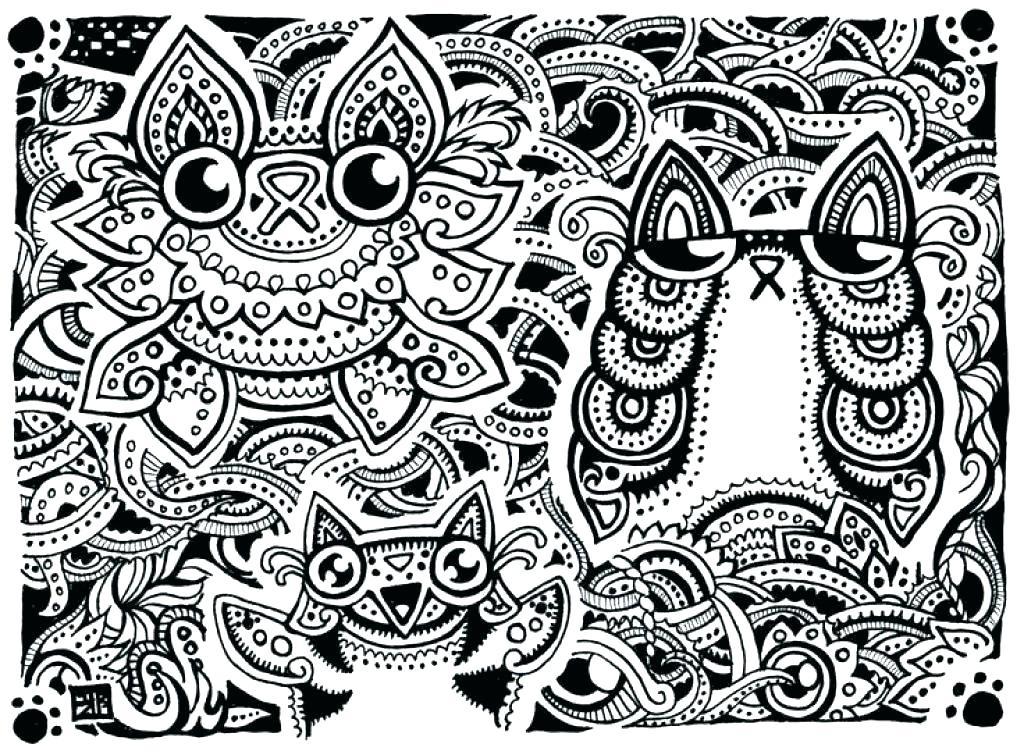 1024x751 Super Hard Coloring Pages Super Hard Coloring Pages Extremely Hard