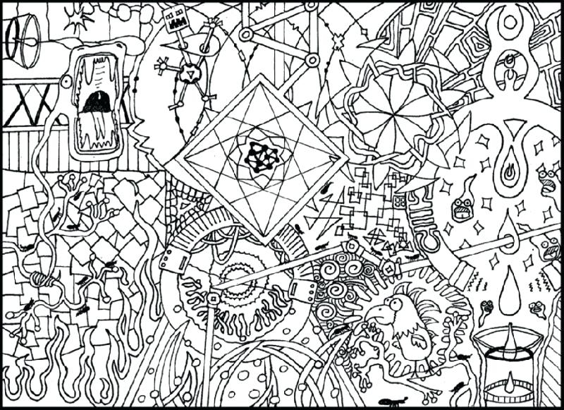 800x581 Hard Coloring Pages For Adults Educational Coloring Pages