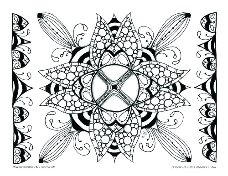 970x748 Super Hard Coloring Pages Hard Coloring Pages For Adults Large