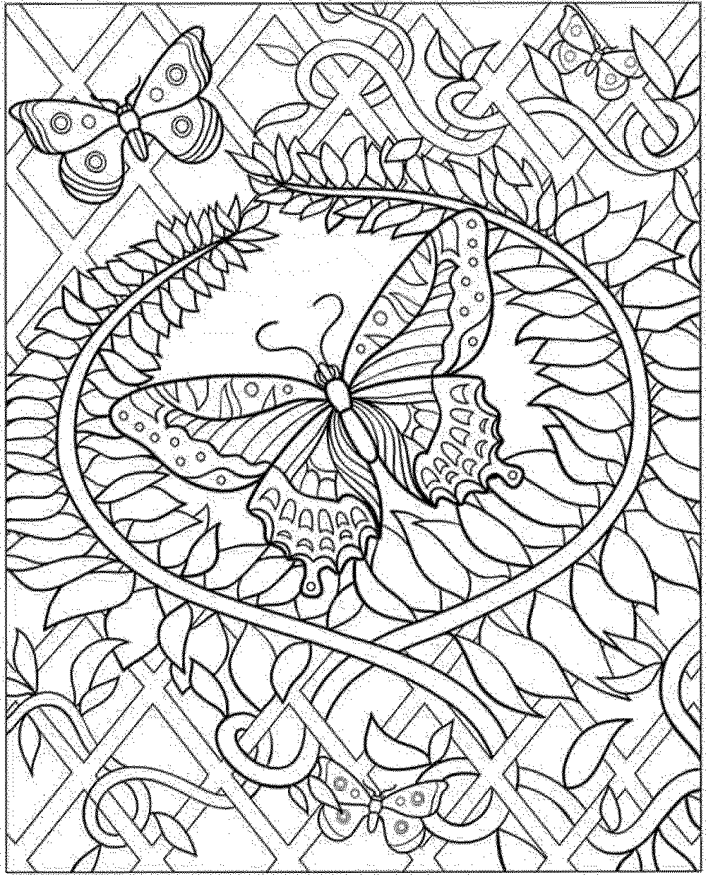 1000x1238 Super Idea Detailed Coloring Pages Printable For Adults Kids