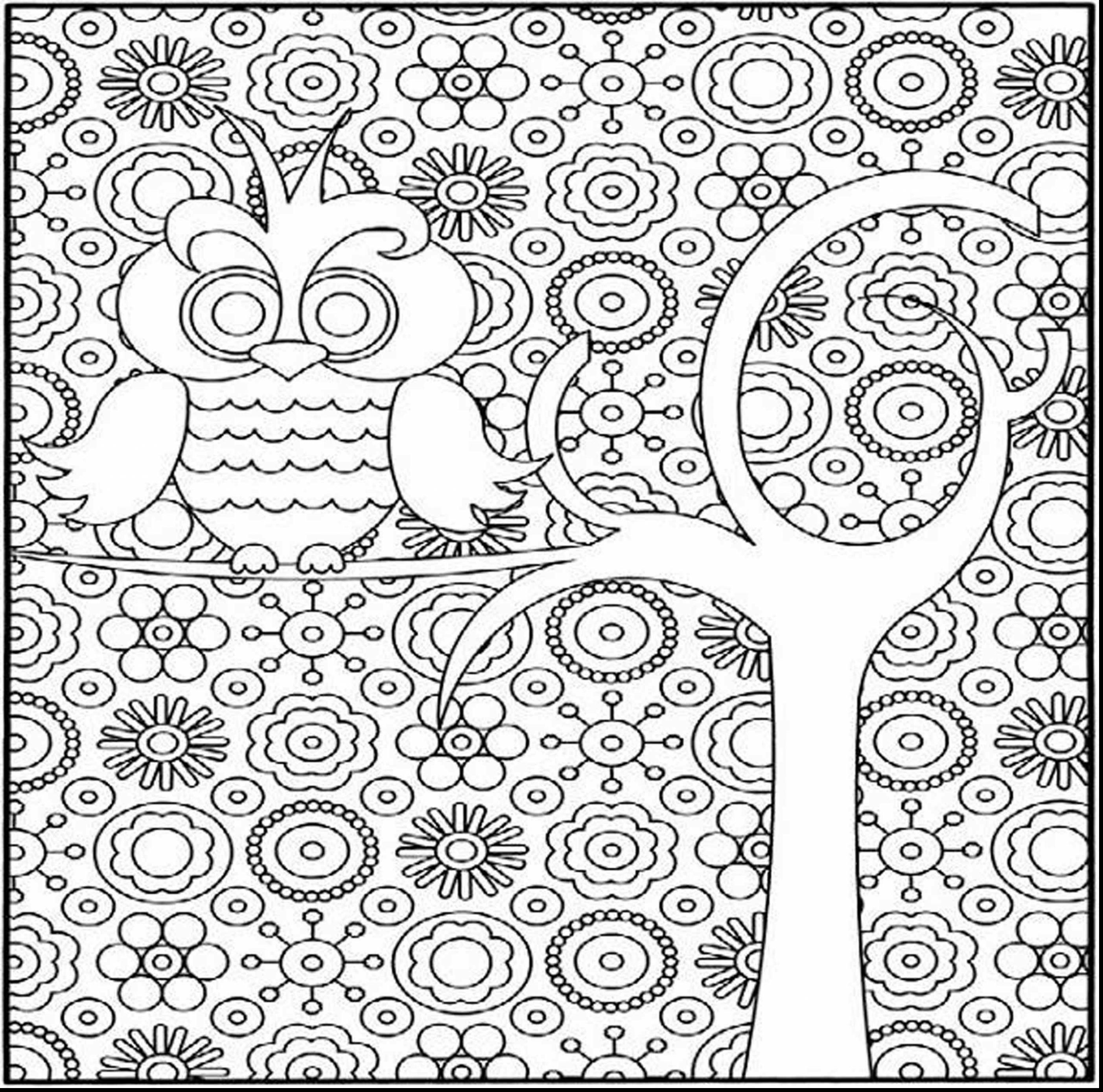 2805x2777 Awesome Super Hard Abstract Coloring Pages For Adults Color Bros