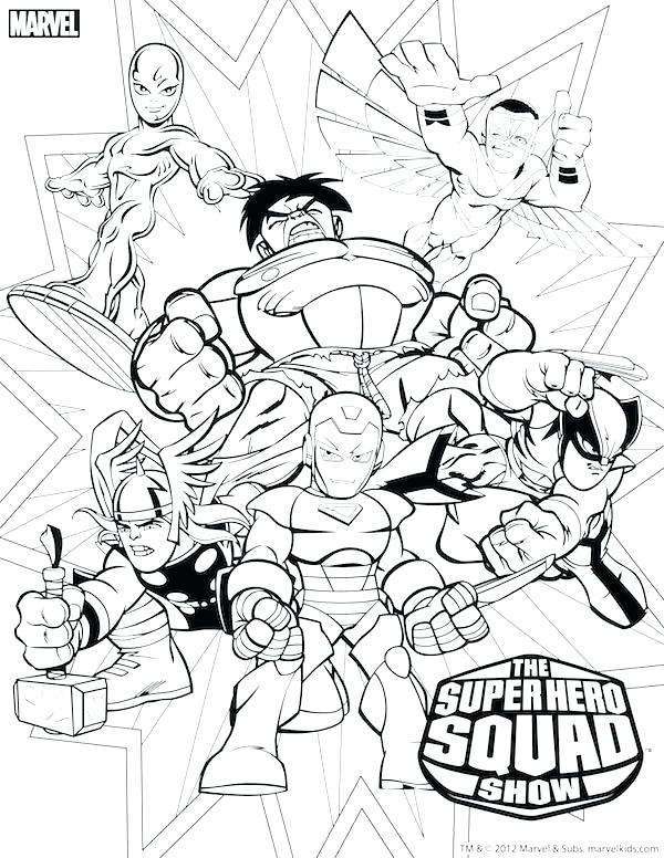 600x776 Marvel Comic Coloring Pages Marvel Superheroes Coloring Pages Well