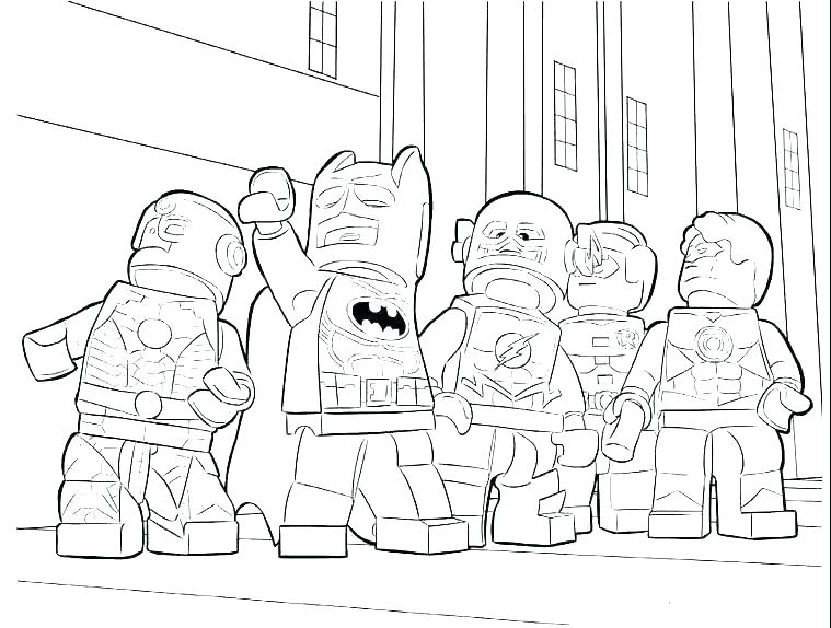 759x574 Marvel Super Heroes Coloring Pages Avengers Coloring Pages