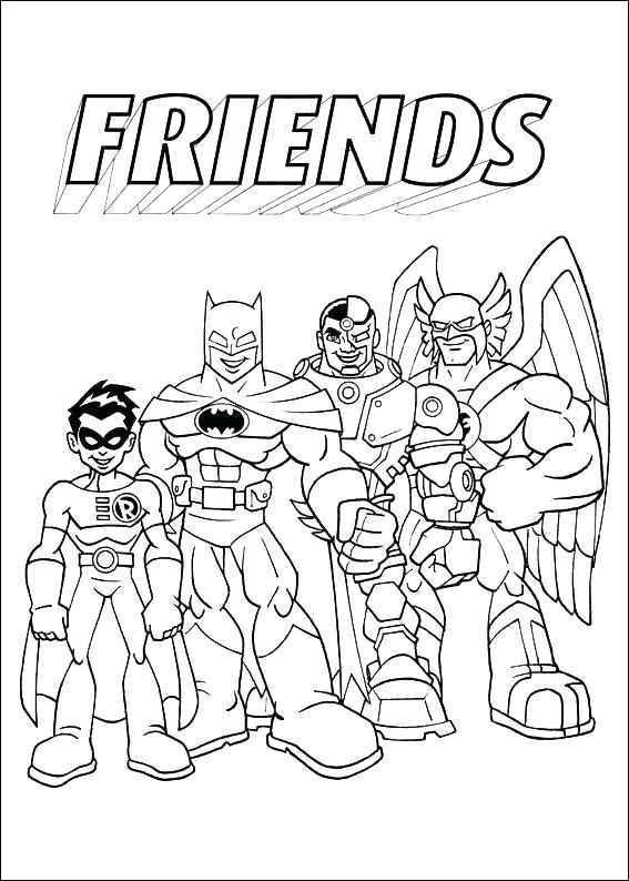 567x794 Superhero Squad Coloring Pages Super Hero Squad Coloring Pages