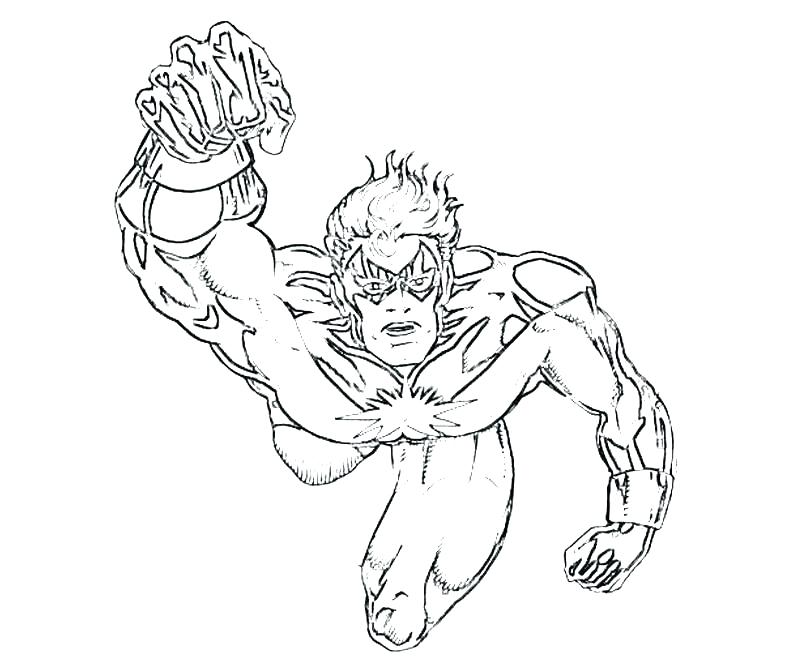 800x667 Green Lantern Coloring Pages Green Lantern Coloring Pages Images