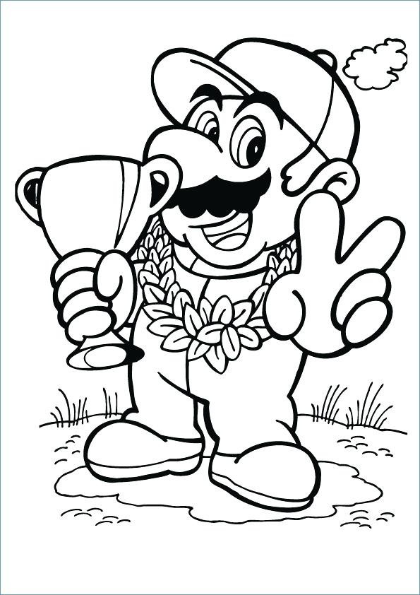 595x842 Mario Cart Coloring Pages Kart Coloring Pages Mario Kart Wii
