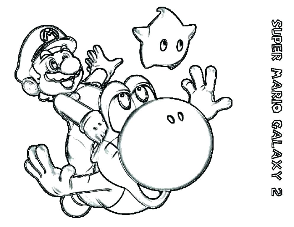 994x768 Super Mario Brothers Coloring Pages Super Bros Coloring Pages