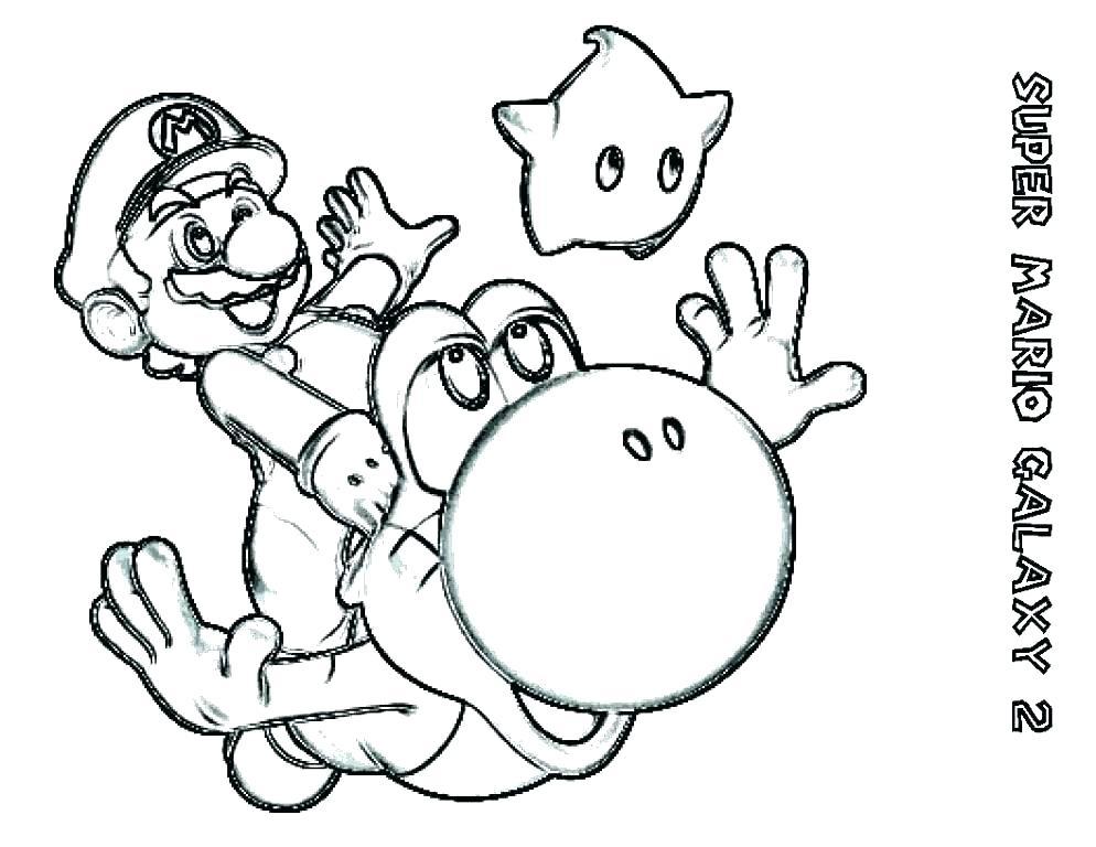 994x768 Super Mario Brothers Coloring Pages Mario Super Smash Bros