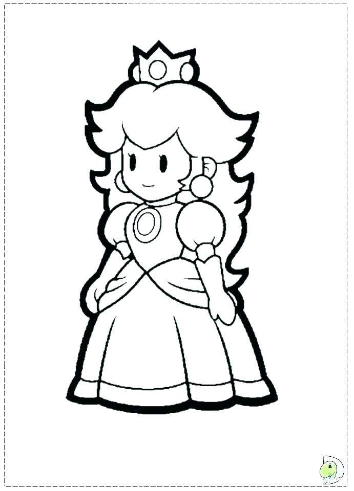 691x960 Mario Brothers Coloring Page Brothers Coloring Pages Super