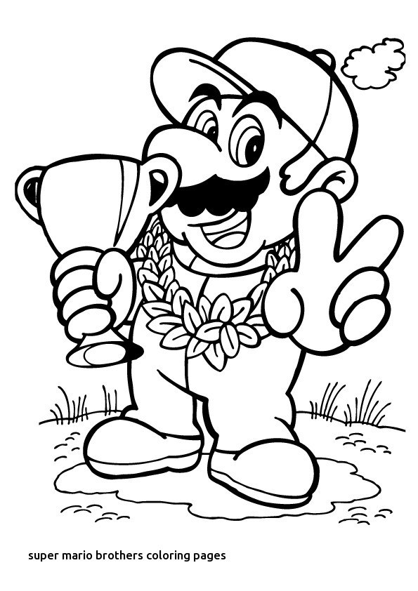 595x842 Mario Color Sheet Best Of Super Mario Bros U Coloring Pages Bltidm