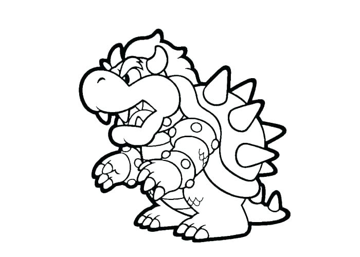 700x500 Coloring Page Mario Super World Coloring Pages Best Of Super