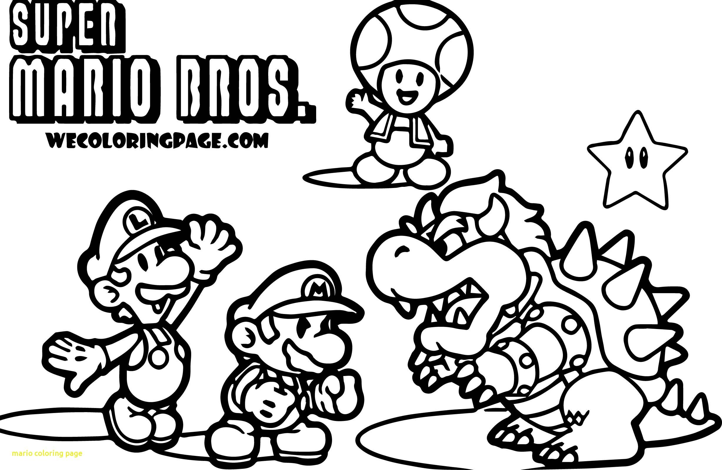 2455x1600 Mario Coloring Page With Super Mario Pack Scene Super Mario