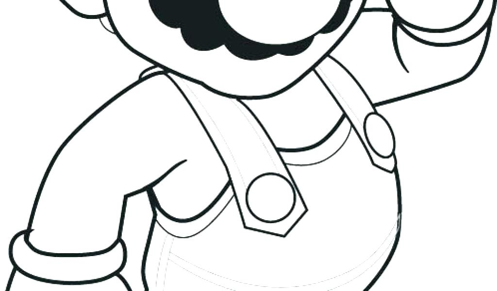 1024x600 Super Mario Galaxy Coloring Pages Super Coloring Pages For Kids