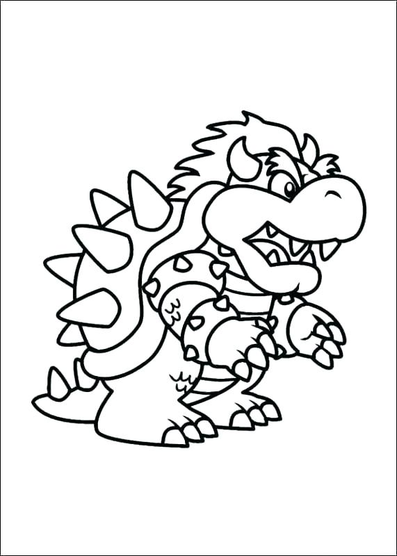 571x800 Super Mario Pictures To Color Color Page Printable Coloring Pages