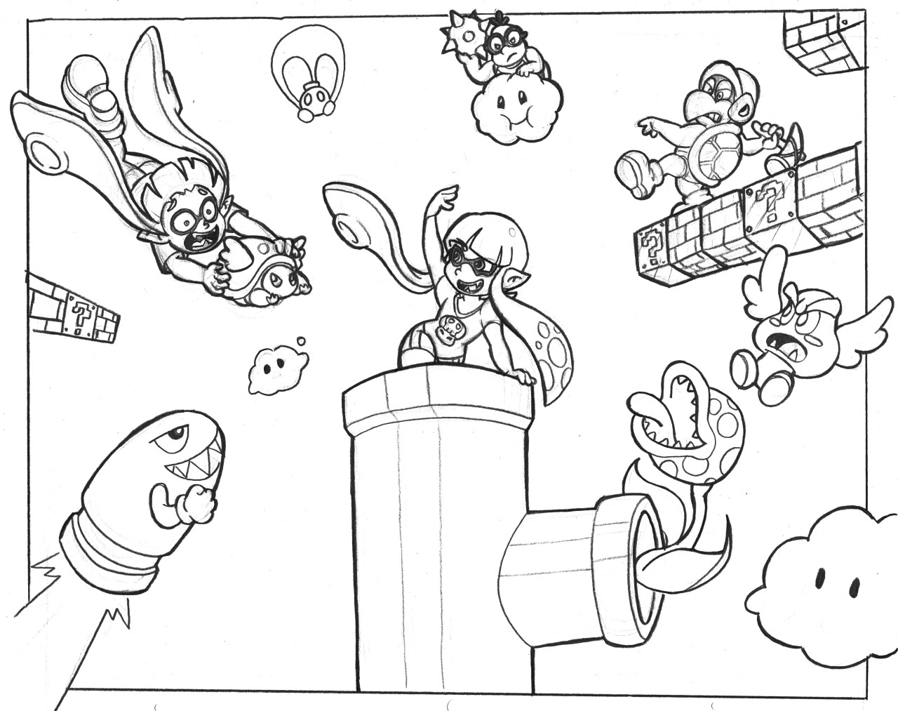 1280x1013 Coloring Book Maker Scott Fay Coloring Page Maker Coloring