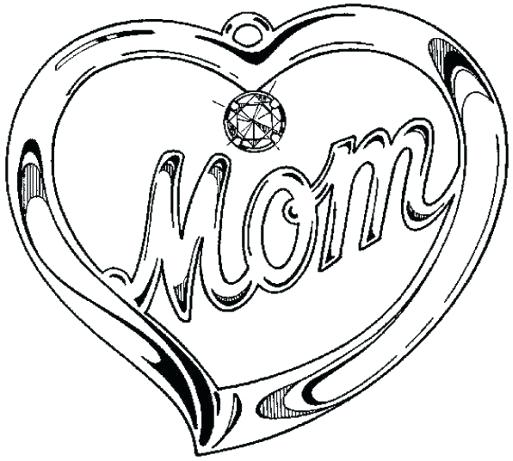 513x461 Mothers Day Coloring Sheets Supermom Mothers Day Coloring Page