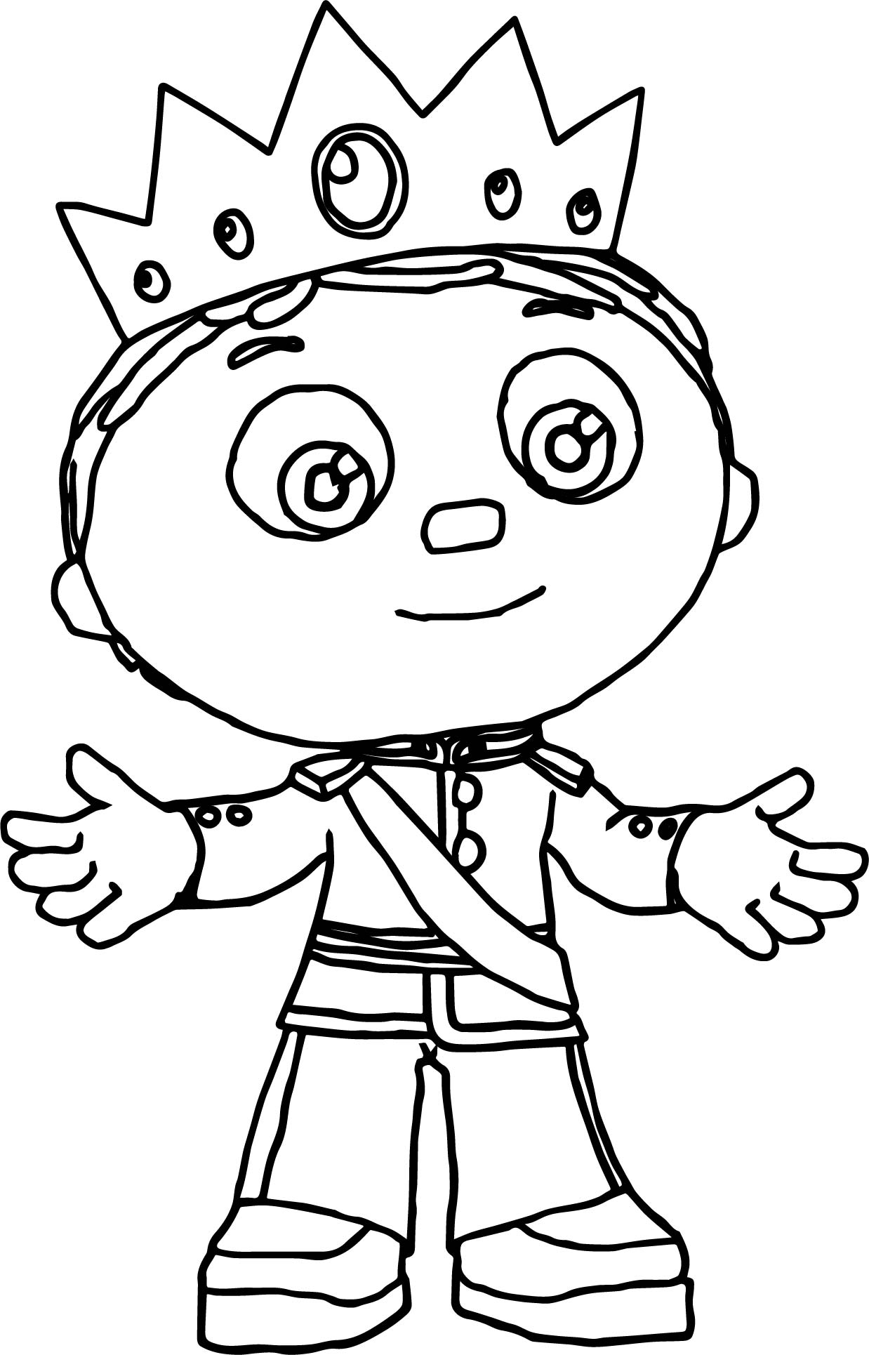1238x1930 Super Why Coloring Pages