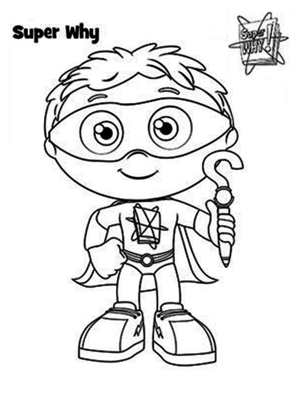 600x800 Super Y Coloring Pages