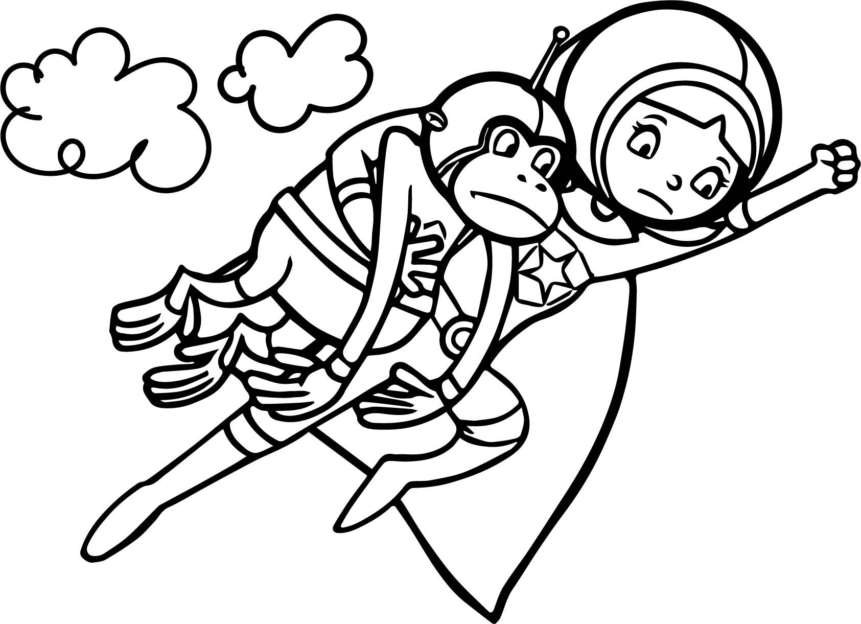 1685x1221 Word Girl Super Why Coloring Page Wecoloringpage