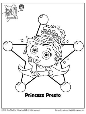 300x400 Super Why Coloring Book Pages Parents, Princess And Books
