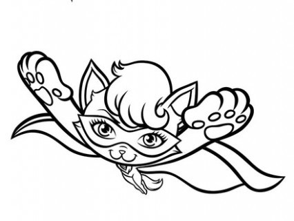 Super Y Coloring Pages