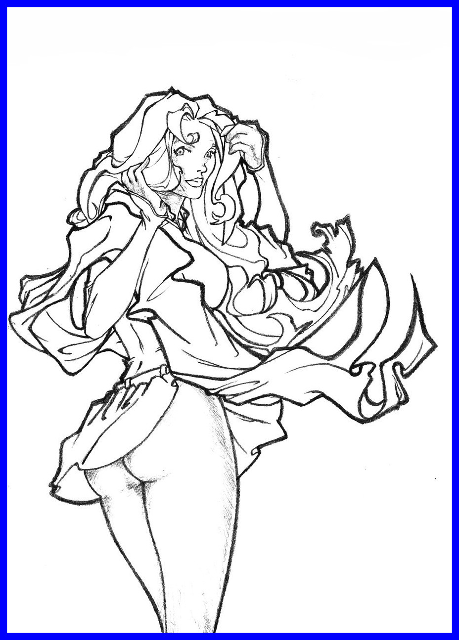 928x1295 Amazing Supergirl Coloring Pages Coloringsuite Pics For Super Girl