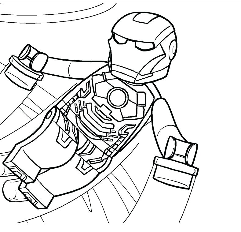 789x758 Super Heroes Coloring And His Friend Coloring Page Coloring Page