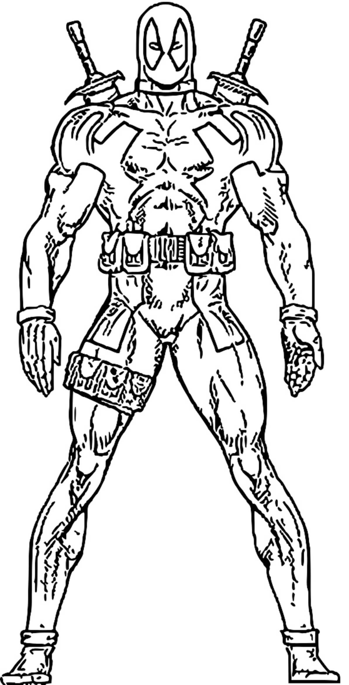 1194x2345 Avengers Loki Adult Superhero Coloring Pages Online Super Hero