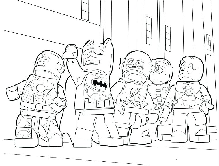 759x574 Superhero Free Coloring Pages Superhero Coloring Pages For Kids