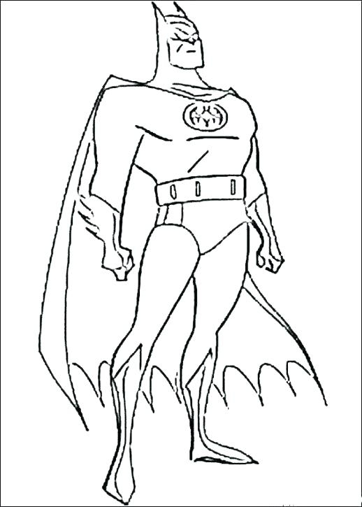 518x725 Superhero Coloring Pages Printable Superhero Coloring Games Lovely