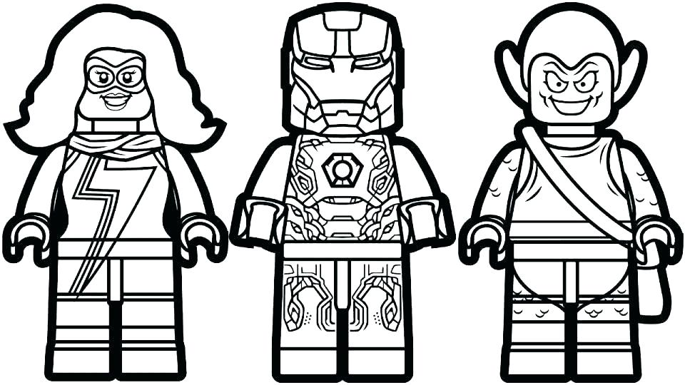 960x540 Superhero Coloring Pages Pdf Superhero Printable Coloring Pages