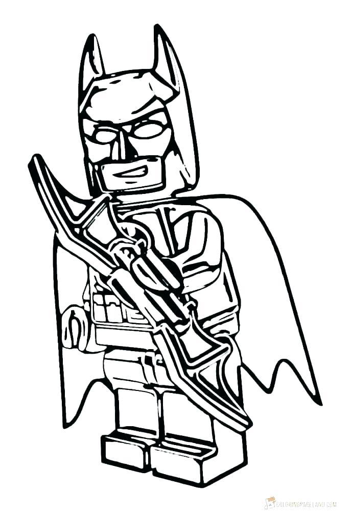 687x1011 Superhero Coloring Pages To Print Batman Coloring Pages Ideas