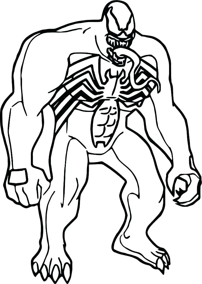687x967 Free Superhero Coloring Pages Superhero Logo Coloring Pages