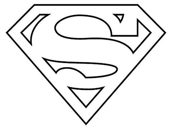 564x423 Superhero Logo Coloring Pages Superhero Symbol Coloring Pages