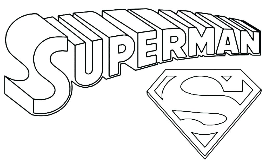 1024x646 Lego Superman Coloring Pages Superman Coloring Pages Superman
