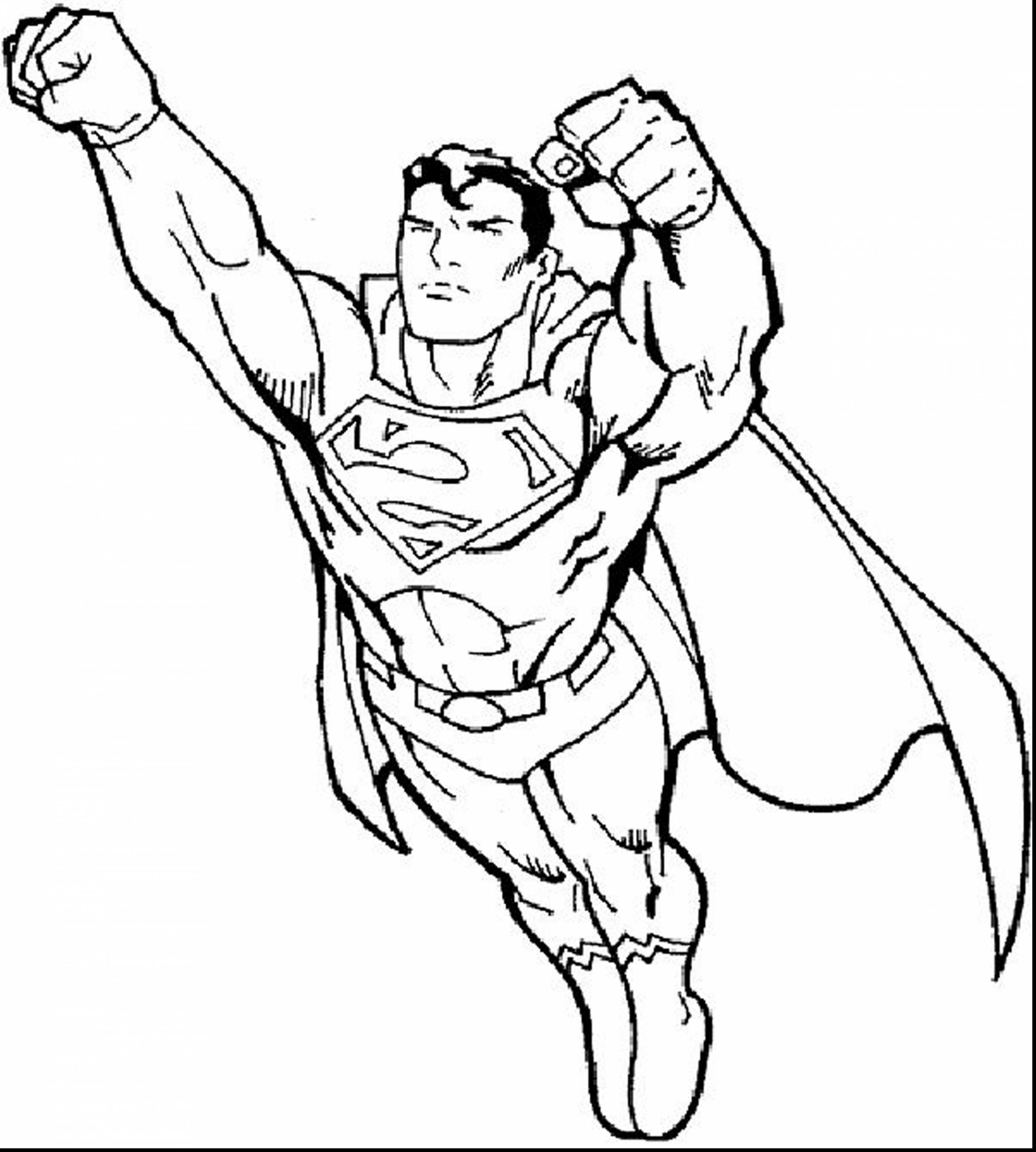 2805x3118 Best Of Superman Coloring Pages Free Printable Page L Bffe
