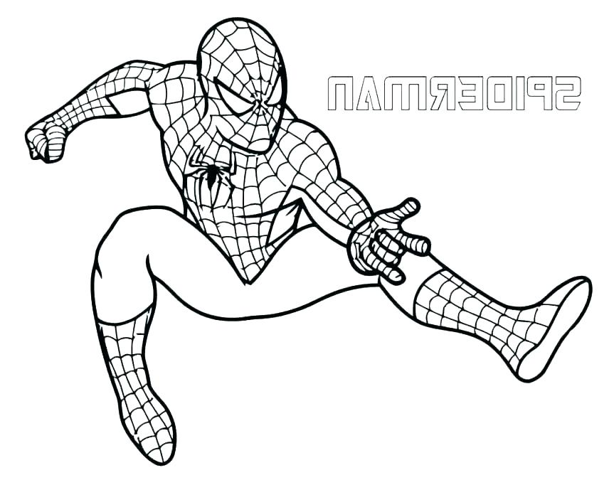 863x675 Superheros Coloring Page Superhero Coloring Pages Printable Color