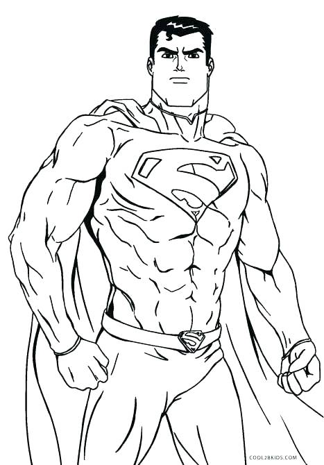 467x670 Batman And Superman Logo Coloring Pages Printable