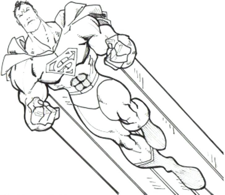728x631 Superman Logo Coloring Pages With Wallpaper Dual Monitor Medium