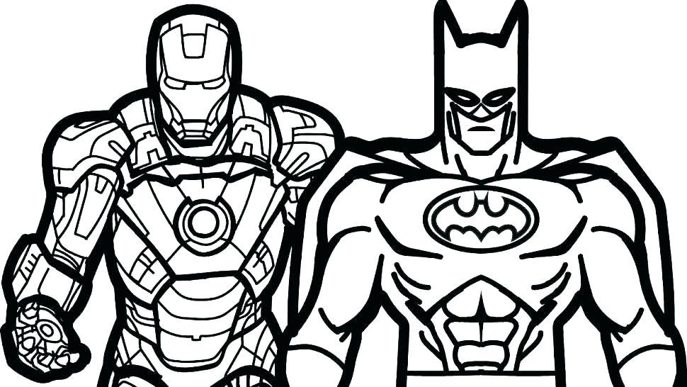 970x546 Superman Symbol Coloring Pages Logo Coloring Pages Batman