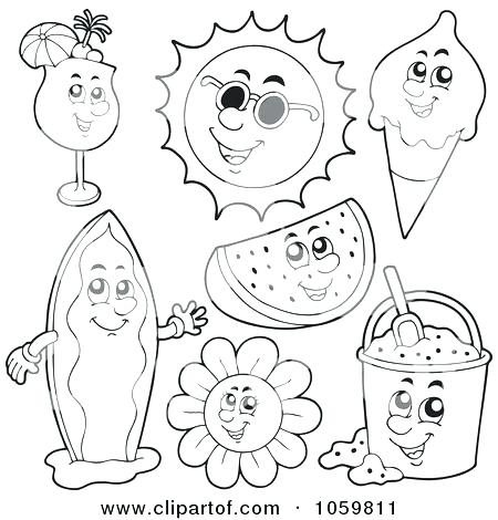 450x470 Surfboard Coloring Pages Surfboard Coloring Pages Summer Surfboard