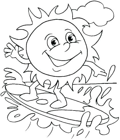 420x489 Surfboard Coloring Pages Surfboard Coloring Pages Surfboard