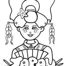 220x220 Makis Sushi Coloring Pages