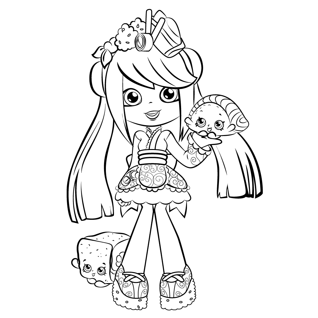 1024x1024 Shopkins Coloring Pages Coloring Pages For Kids
