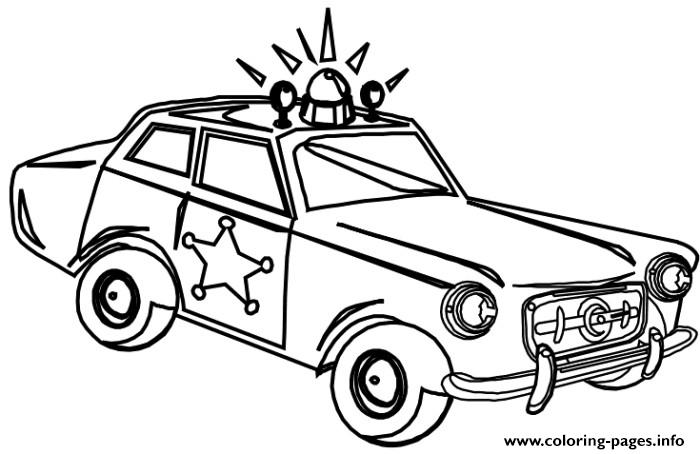 700x454 Stylish Inspiration Ideas Car Coloring Pages Police Car Free