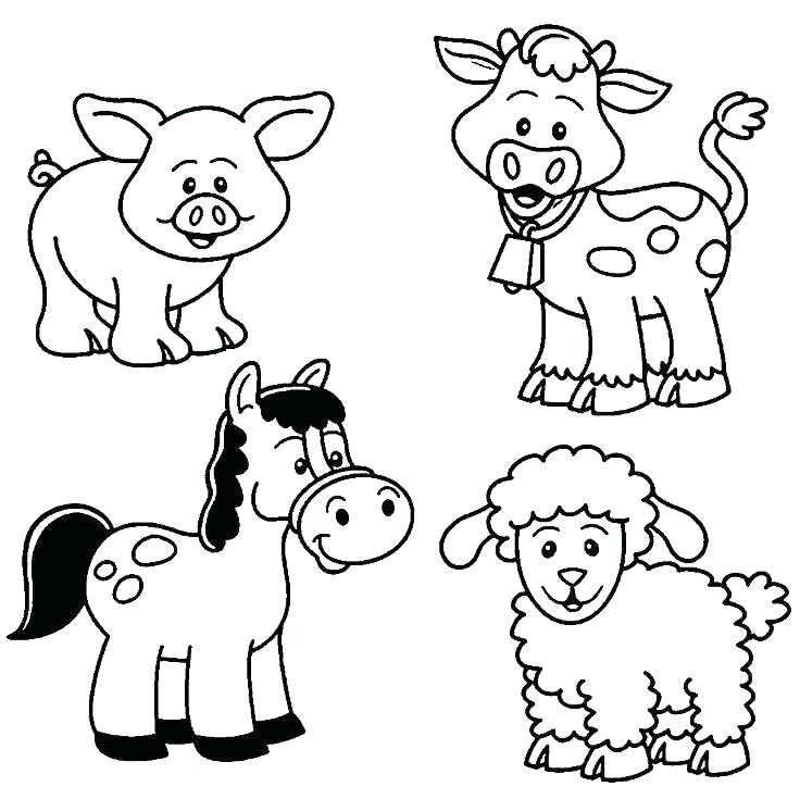 736x735 Australian Animals Coloring Pages Wildlife Coloring Pages Farm