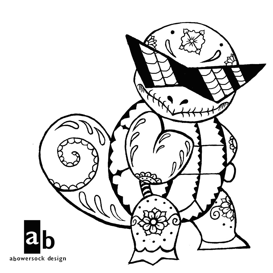 916x916 Mega Swampert Pokemon Coloring Page For Pages