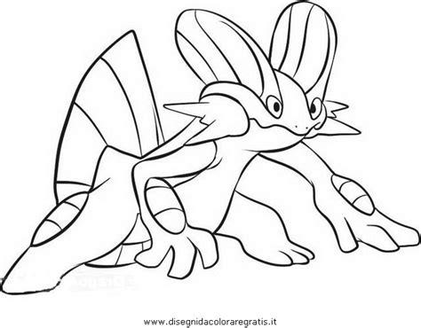 474x370 Inspiring Pokemon Swampert Coloring Pages And Print For Pict