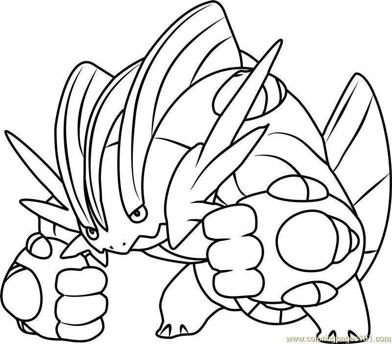800x703 Beautiful Pokemon Swampert Coloring Pages Coloring Ws